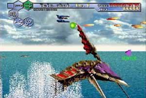 Thunder Force V – Review (Sega Saturn – Import) – Starbase 299
